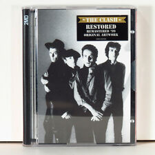 THE CLASH Sandinista! RARE UK 2 MDs Mini-Disc set > SEALED and NEW! ReM