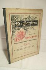 Der Getreidebau von E.V. Strebel, 1888 Landwirtschaft