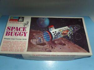 VINTAGE MONOGRAM SPACE BUGGY 1/48 #PS194 YEAR 1969