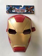 Iron Man Marvel Captain America: Civil War Mask Halloween Kids Dress Up