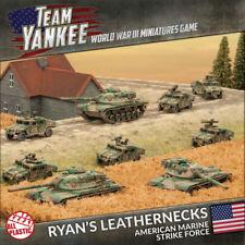 Flames of War Entièrement neuf dans sa boîte Team Yankee Ryan's Guadalcanal (plastique Army Deal)