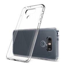 Custodia x LG G6 Spigen Liquid Crystal Clear Trasparente Silicone Gel Cover TPU
