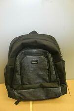 QUIKSILVER BACKPACK AQYBP03064 ONE SIZE BLACK NEW NO Tags