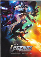 Cryptozoic DC Legends of Tomorrow Promo Card P1