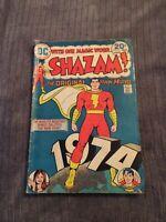 Shazam! The Original Captain Marvel #11, World's Mightiest Family [DC, 1974]