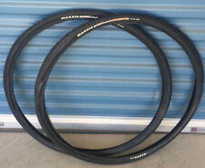 Set of 2 - 700c hybrid tire bicycle road maxxis columbiere 700 x 32c wire bead