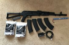 New listing Airsoft Double Bell AK-74 AEG