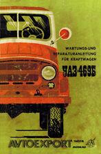 UAZ 469 B УАЗ-469Б 🔧 Reparaturhandbuch, Anleitung Deutsch Russenjeep 364 SEITEN