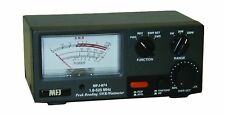 RF Power & SWR meter for 1.8-525Mhz - HF / VHF / UHF 200W