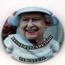 MIGNON  PIERRE  N°123a  Reine Elizabeth II