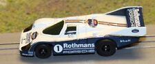 Aurora AFX Custom Paint Jacky Ickx Rothmans LeMans Porsche 962 HO slot car body