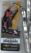 2016 INDIANAPOLIS 500 RACE DAY TICKET - JUAN PABLO MONTOYA PREV. WINNER PICTURED