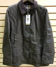 Barbour Women's Classic Beadnell Wax Jacket Olive US Size 18