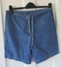 Ladies denim shorts ( size 10 ) by Laura Ashley.