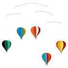 Hot Air Rainbow Balloon Nursery Baby Mobile