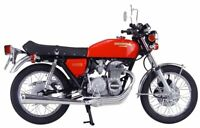 Aoshima Bunka Kyozai 1/12 Bike Series No.15 Honda CB400 FOUR Model kit New