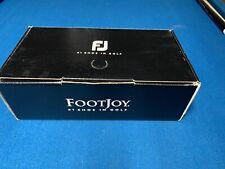 foo 00006000 tjoy contour golf shoes 9.5 black