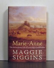 Marie-Anne, Life of  Louis Riel's Grandmother