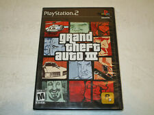 Grand Theft Auto 3  for Ps2. Brand New  and Factory Sealed.