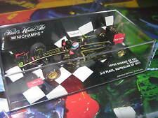 1:43 Lotus renault r31 v. petrov 2011 austrailian GP 410110110 Minichamps Ovp New