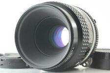 [Quasi Nuovo] Nikon NIKKOR 55mm F/2.8 Micro F2.8 AI-MF MACRO S AIS lente dal Giappone