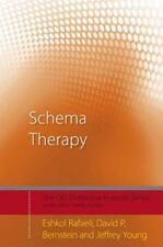 Schema Therapy: Distinctive Features (CBT Distinctive Features), Rafaeli, Eshkol