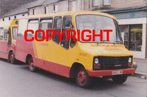 Bus Photo - Clydeside 2000 M302 D862LND Dodge S56 ex GM Buses