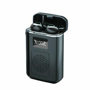 4 IN 1 True Wireless Bluetooth Headphones Earbuds Earphones iPhone Samsung Smart