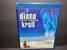Diana Krall - Live In Rio (Blu-ray Disc, 2009) B337