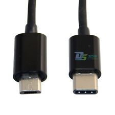"30cm 11"" USB-C USB 3.1 Type C Male to USB Micro 2.0 Type-B Male Cable Adapter"