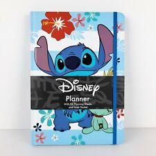 Disney Lilo And Stitch Tropical Stitch Amp Scrump Planner Weekly Monthly 96 Pages