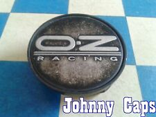 O.Z. RACING Wheels [82] BLACK Center Cap # MC-1  Custom Center Cap (QTY. 1)