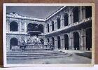 Loreto - Piazza della Madonna e fontana [grande, b/n, viaggiata]