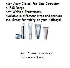 Avon Anew Clinical Pro Line Corrector Treatment ~ AF33 Gr8 Gift ~ New Free P&P