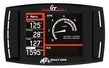 BULLY DOG TRIPLE GT GAUGE / TUNER CHEVY GM FORD DODGE TRUCK GAS GASOLINE - 40410