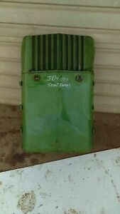 John Deere 4010 Front Plate and Grille AR32466, AR32720