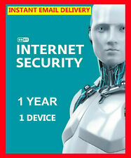 ESET INTERNET SECURITY, 1 YEAR , 1 DEVICE Globale Key ✅ 2020