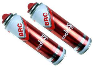 BRC Additive BRL9001 CLEANER FOR LPG SYSTEM x2