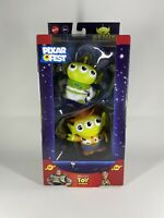 New Mattel Disney Pixar Fest Alien Remix Toy Story Buzz Lightyear & Woody 2-Pack