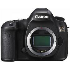 "Canon EOS 5DS Body 50.6mp 3.2"" DSLR Camera New Cod Agsbeagle"
