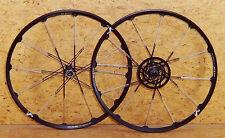 29 Zoll 28 Crank Brothers Cobalt 2 Disc 6-Loch Laufrad Laufradsatz Crossrad  622