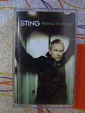 STING BRAND NEW DAY MUSICASSETTA SIGILLATA RARA