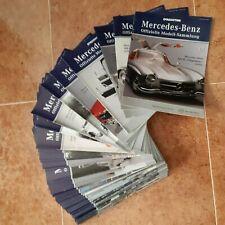 Fascículos Mercedes Benz DeAgostini (Idioma Alemán) 1:43