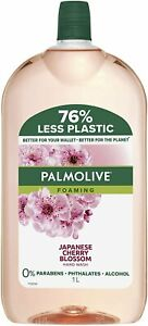 Palmolive Foaming Hand Wash Soap Japanese Cherry Blossom Refill (pack of 2)