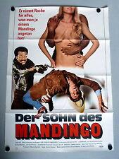 SOHN DES MANDINGO / Slaughter's Big Rip * A1-Filmposter EA - Ger 1-Sheet 1977