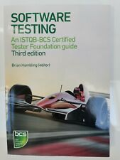 Software Testing ein ISTQB-BCS Certified Tester Stiftung Guide 3rd Edition Buch