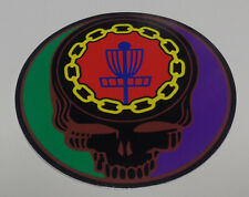 """*New-4"""" Disc Golf Sticker.   Created March 2019.  Very High Quality*"""