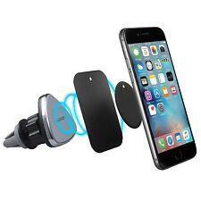 Skiva Premium Magnetic Air Vent Car Mount Holder for iPhone 7 8 Universal -AH114