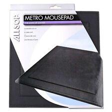 Tapis de souris et repose-poignets noirs Allsop pour ordinateur