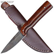 Haller Messer mit Damastklinge